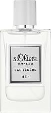 Düfte, Parfümerie und Kosmetik S. Oliver Black Label Eau Legere Men - Eau de Toilette