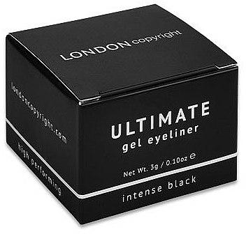 Gel-Eyeliner - London Copyright Ultimate Gel Eyeliner