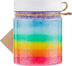 Düfte, Parfümerie und Kosmetik Körperpeeling-Kaugummi Regenbogen-Lutscher - Dushka