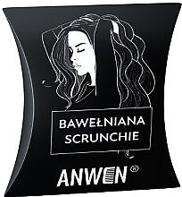 Düfte, Parfümerie und Kosmetik Haargummi aus Baumwolle schwarz - Anwen