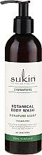 Düfte, Parfümerie und Kosmetik Erfrischendes Duschgel - Sukin Botanical Body Wash