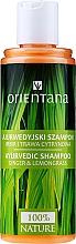 Düfte, Parfümerie und Kosmetik Ayurvedisches Shampoo mit Ingwer und Zitronengras - Orientana Ayurvedic Shampoo Ginger & Lemongrass