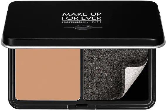 Mattierende Puder-Foundation - Make Up For Ever Matte Velvet Skin