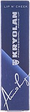 Düfte, Parfümerie und Kosmetik Wasserabweisende Creme für Lippen und Wangen - Kryolan Lip N'Cheek