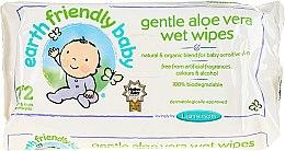 Düfte, Parfümerie und Kosmetik Reinigungstücher für Kinder mit Aloe Vera 72 St. - Earth Friendly Baby Aloe Vera Wet Wipes