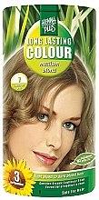 Düfte, Parfümerie und Kosmetik Haarfarbe - Henna Plus Long Lasting Colour