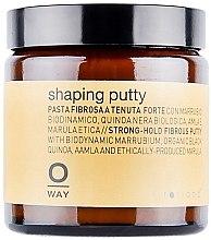 Düfte, Parfümerie und Kosmetik Texturierendes Haarstylingwachs Starker Halt - Rolland Oway Shaping putty