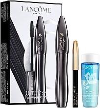 Düfte, Parfümerie und Kosmetik Gesichtspflegeset - Lancome Hypnose Volume-A-Porte (Wimperntusche 6.5ml + Augenkonturenstift 0.7g + Make-up Entferner 30ml)