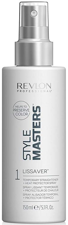 Hitzeschutzspray für das Haar - Revlon Professional Style Masters Lissaver