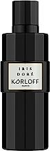 Düfte, Parfümerie und Kosmetik Korloff Paris Iris Dore - Eau de Parfum