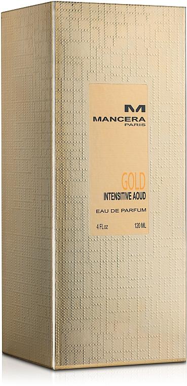 Mancera Voyage en Arabie Gold Intensive Aoud - Eau de Parfum — Bild N1