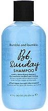 Düfte, Parfümerie und Kosmetik Tiefenreinigendes Shampoo für alle Haartypen - Bumble and Bumble Sunday Shampoo