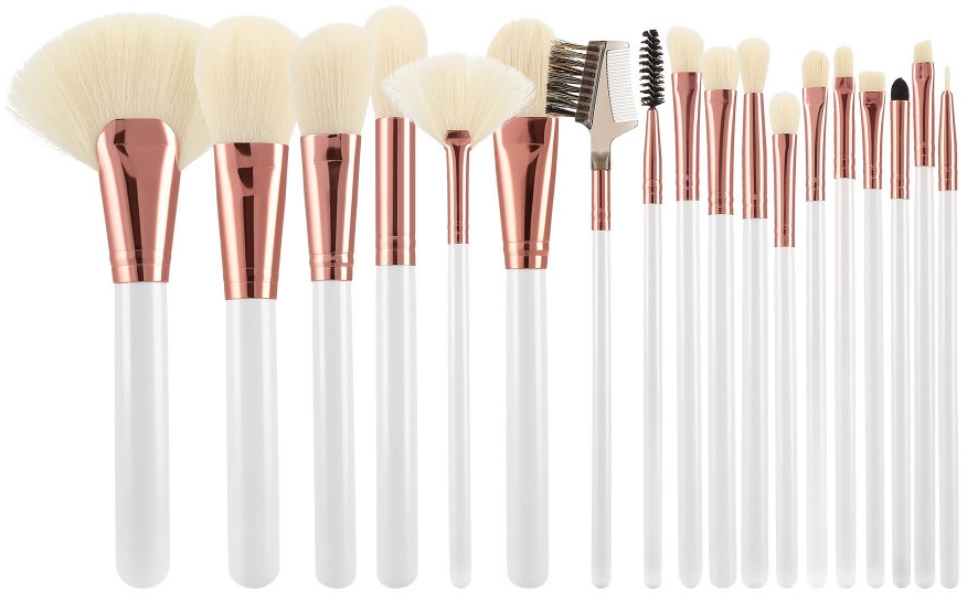 Make-up Pinselset 18-tlg. - Tools For Beauty