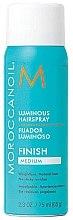 Haarlack Mittlerer Halt - Moroccanoil Luminous Hairspray Medium Finish — Bild N2