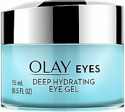 Düfte, Parfümerie und Kosmetik Tief feuchtigkeitsspendendes Augenkonturgel - Olay Eyes Deep Hydrating Gel