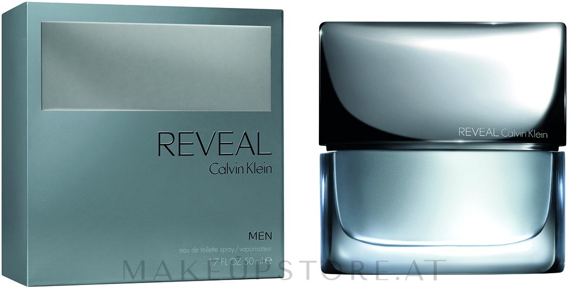 Calvin Klein Reveal Men - Eau de Toilette — Bild 50 ml