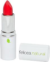 Düfte, Parfümerie und Kosmetik Natürlicher Lippenstift - Felicea Natural Lipstick
