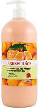 Düfte, Parfümerie und Kosmetik Creme-Duschgel mit Mandarine & Ingwer - Fresh Juice Hawaiian Paradise Tangerine & Awapuhi
