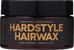 Düfte, Parfümerie und Kosmetik Haarstylingwachs für mattes Finish - Waterclouds Hardstyle Hairwax