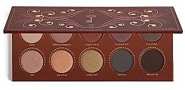 Düfte, Parfümerie und Kosmetik Lidschattenpalette - Zoeva Rose Golden Eyeshadow Palette