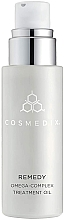 Düfte, Parfümerie und Kosmetik Omega-Komplex Behandlungsöl für das Gesicht - Cosmedix Remedy Omega-Complex Treatment Oil