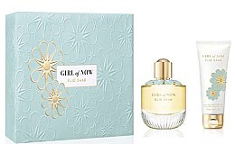 Düfte, Parfümerie und Kosmetik Elie Saab Girl of Now - Duftset (Eau de Parfum 90ml + Körperlotion 75ml)