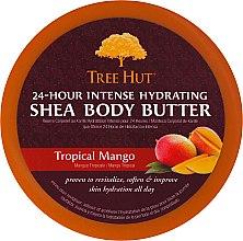 Düfte, Parfümerie und Kosmetik Körperbutter mit Mango - Tree Hut Body Butter