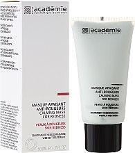 Düfte, Parfümerie und Kosmetik Beruhigende Gesichtsmaske - Academie Sos Apaisant Anti-Rougeurs Masque
