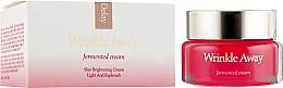 Düfte, Parfümerie und Kosmetik Aufhellende Creme gegen Falten für Damen - The Skin House Wrinkle Away Fermented Cream