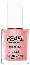 Düfte, Parfümerie und Kosmetik Nagellack - Avon Pearl Perfection Nail Colour