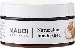 Düfte, Parfümerie und Kosmetik Unraffinierte Sheabutter für den Körper - Maudi