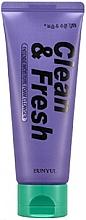 Düfte, Parfümerie und Kosmetik Intensiv feuchtigkeitsspendender Gesichtsreinigungsschaum - Eunyul Clean & Fresh Intense Moisture Foam Cleanser