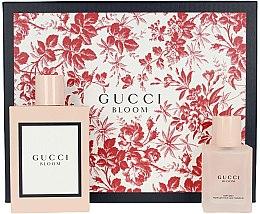 Düfte, Parfümerie und Kosmetik Gucci Bloom - Duftset (Eau de Parfum 100ml + Haarnebel 30ml)