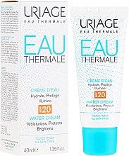 Düfte, Parfümerie und Kosmetik Feuchtigkeitsspendende und schützende Gesichtscreme SPF 20 - Uriage Eau Thermale Light Water Cream SPF 20