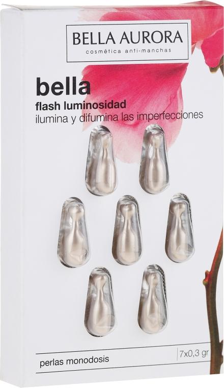 Gesichtskapseln - Bella Aurora Flash Luminosity Facial Treatment