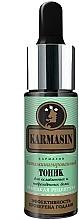 Düfte, Parfümerie und Kosmetik Tonikum für schwaches und geschädigtes Haar mit Vitaminen - Elf Karmasin Toner Hair