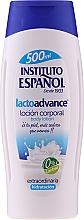 Düfte, Parfümerie und Kosmetik Feuchtigkeitsspendende Körpermilch mit Vitaminen - Instituto Espanol Moisturizing Body Milk