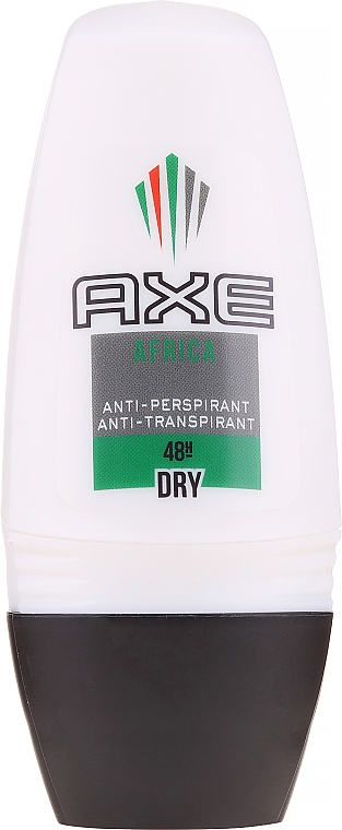 Deo Roll-on Antitranspirant - Axe Africa Dry Deo Roll-On Men