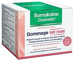 Düfte, Parfümerie und Kosmetik 100% Natürliches Körperpeeling zum Abnehmen mit rosa Himalaya-Salz - Somatoline Cosmetic Pink Salt Scrub