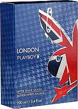 Düfte, Parfümerie und Kosmetik Playboy Swingin' London - After Shave