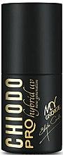 Düfte, Parfümerie und Kosmetik Hybrid-Nagellack - Chiodo Pro Luxury French by Edyta Gorniak