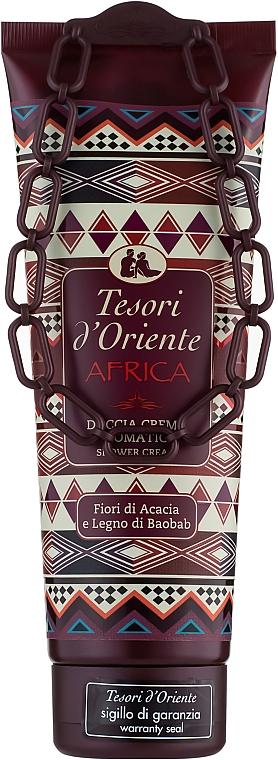Tesori d`Oriente Africa - Duschcreme Afrika