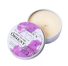 Düfte, Parfümerie und Kosmetik Massagekerze mit Granatapfel- und weißem Pfefferduft - Petits JouJoux Mini A Trip Orient