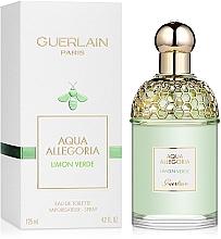Guerlain Aqua Allegoria Limon Verde - Eau de Toilette — Bild N2