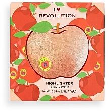 Düfte, Parfümerie und Kosmetik Highlighter für das Gesicht - I Heart Revolution Tasty 3D Highlighter