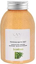 Düfte, Parfümerie und Kosmetik Badesalz mit Bambus - Kanu Nature Bamboo Bath Salt