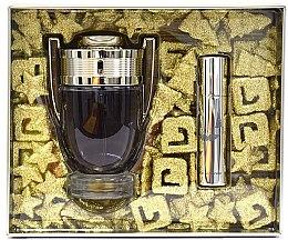 Düfte, Parfümerie und Kosmetik Paco Rabanne Invictus - Duftset (Eau de Toilette 100ml + Eau de Toilette Mini 10ml)