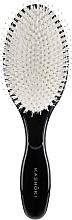 Düfte, Parfümerie und Kosmetik Haarbürste mit Naturborsten XL - Kashoki Smooth White Detangler XL
