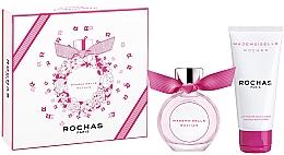 Düfte, Parfümerie und Kosmetik Rochas Mademoiselle Rochas Eau de Toilette - Duftset (Eau de Toilette 50ml + Körperlotion 100ml)