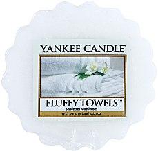 Düfte, Parfümerie und Kosmetik Duftendes Wachs - Yankee Candle Fluffy Towels Tarts Wax Melts